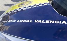 Detenido por agresión a su pareja tras arrebatarle el móvil en una pelea en Valencia