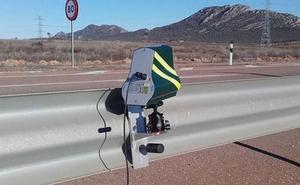 Localizan dónde están los nuevos radares láser de la DGT en Valencia
