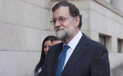 Mariano Rajoy está en Santa Pola, donde tiene plaza como registrador de la propiedad