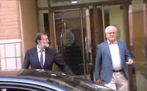 Rajoy vuelve al trabajo: hoy a las 9 horas se reincorpora al registro de la propiedad en Santa Pola
