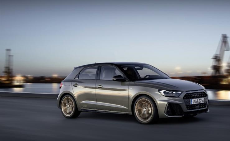 Las primeras fotos del nuevo Audi A1 Sportback