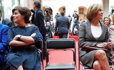Aspirantes al trono de Rajoy