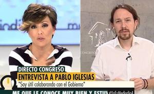 Pablo Iglesias desvela el nombre de sus hijos
