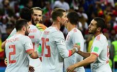 Elige al mejor jugador de La Roja contra Irán