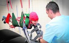 Más de 50 niños con parálisis cerebral mejoran la movilidad motora gracias a una novedosa técnica
