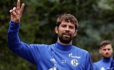 Cumbre con el Schalke por Coke