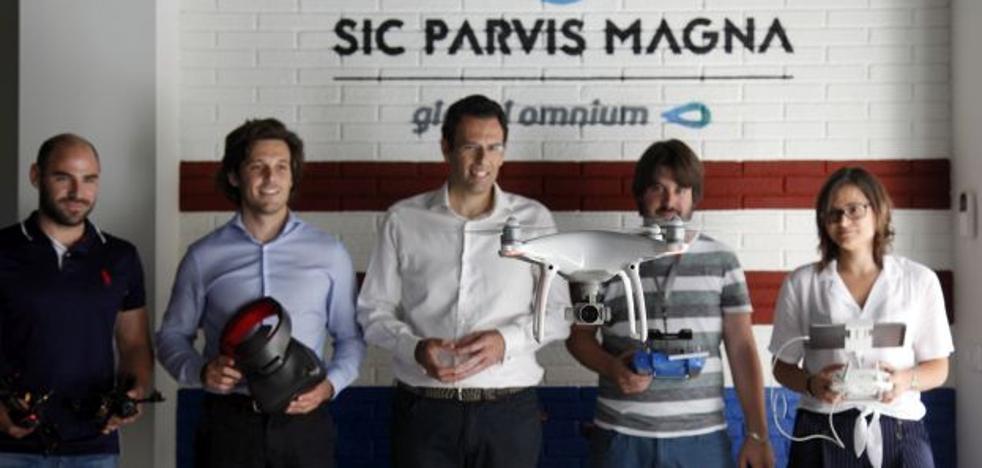 La incubadora de Global Omnium estrenará sede junto a Viveros en enero