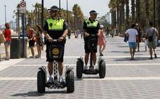 La Policía Local de Valencia prevé 50 plazas de agentes más en la oferta de empleo de este año