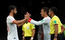 Rodrigo, sobre su 'rival' Diego Costa: «Es un jugador fundamental para España»