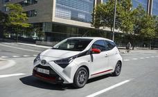 Toyota Aygo, más atractivo y conectado