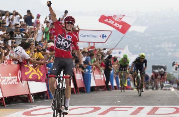 La Vuelta Ciclista a la Comunitat Valenciana quiere a Froome