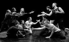 Danza y teatro se unen en 'Romeos y Julietas'
