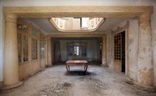Las inquietantes ruinas de Santa Eulalia, una colonia valenciana del siglo XIX