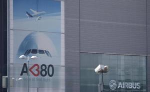 Airbus amenaza con irse de Reino Unido si no hay acuerdo sobre el 'Brexit'