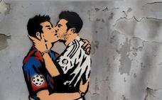 El arte también juega a fútbol