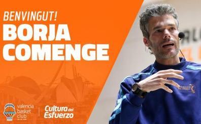 Borja Comenge será el segundo entrenador del Valencia Basket