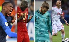Los futbolistas del Mundial de Rusia 2018 que más dinero ganan