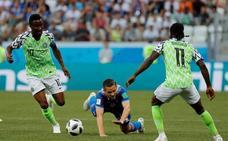 Nigeria tiene la camiseta que todos quieren