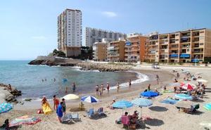 Fallece ahogada una mujer de 72 años en la playa del Faro de Cullera