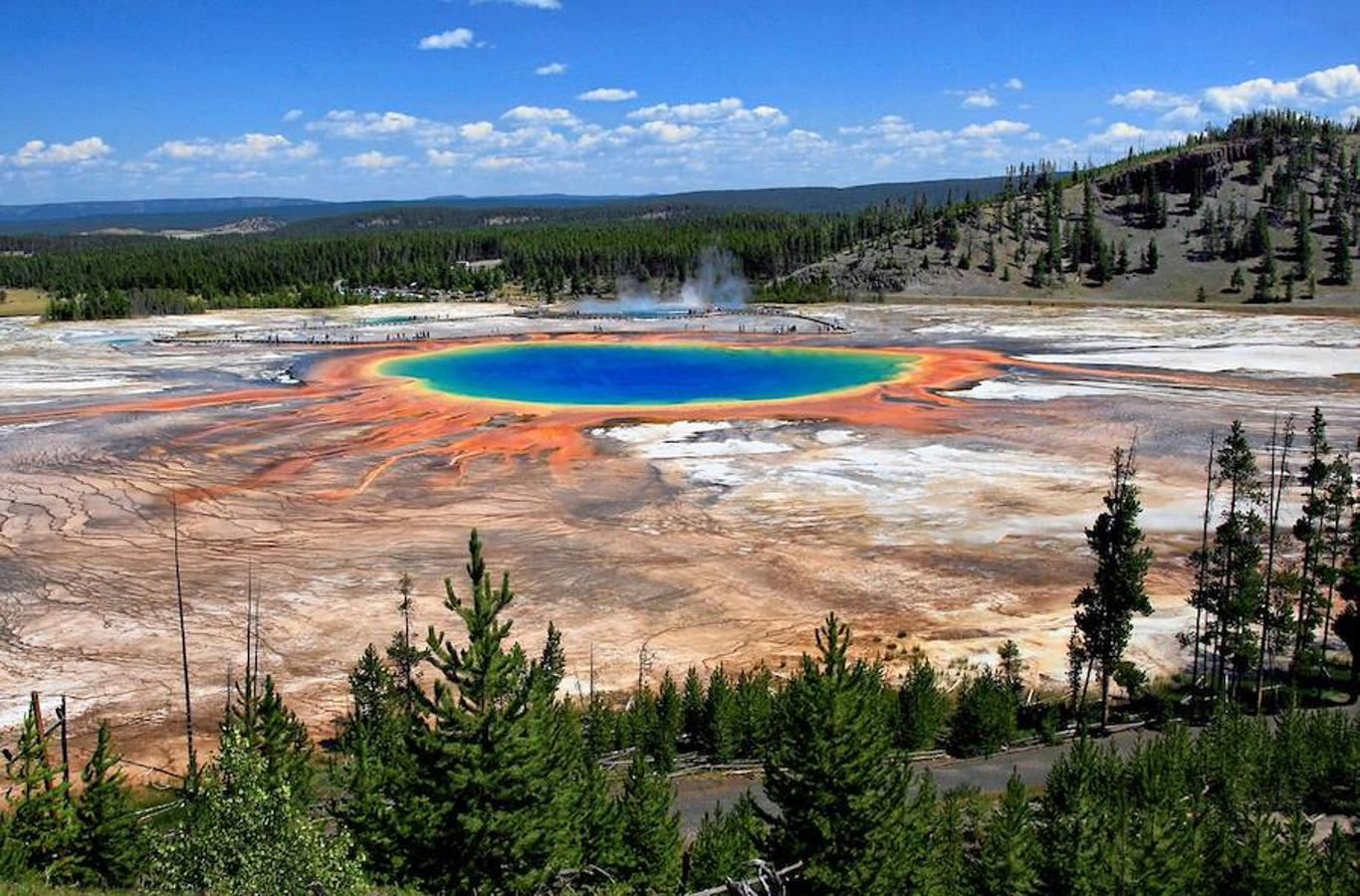 Los mejores parques naturales del mundo