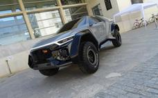 SUV Golem, un vehículo nacido en la UPV