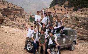 Finaliza la IX edición  del Land Rover Challenge