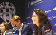 Ivana Andrés: «El dinero no me ha hecho cambiar el Valencia por el Levante»