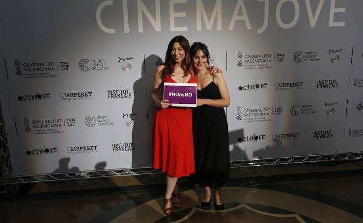 Gala inaugural de Cinema Jove en Valencia