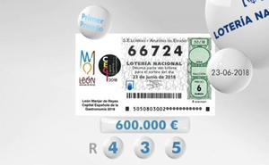 Lotería Nacional de hoy sábado 23 de junio. Números premiados en el sorteo