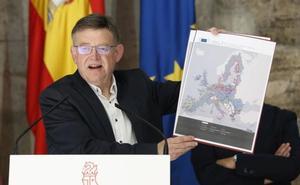 Empresarios y Consell se unen para pedir a Bruselas inversiones ferroviarias