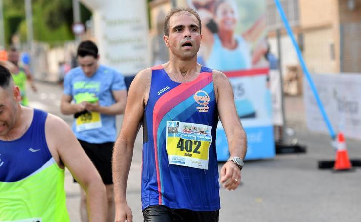 Ahouchar y Landín se imponen en la 10K Godella Nicoboco 2018