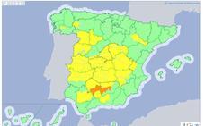 Aemet alerta del calor extremo que hará hoy en la provincia de Valencia