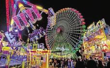 La Feria de Atracciones ya está abierta en Valencia