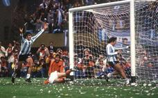 El bigote de Kempes cambió la suerte de Argentina en 1978