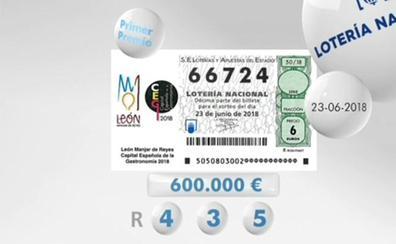 Lotería Nacional de ayer. Resultados y números premiados del sábado 23 de junio