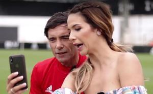 La tarde de Tamara Gorro con Marcelino