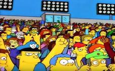 La profecía de Los Simpsons sobre la final del Mundial de Rusia