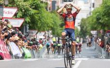 Gorka Izagirre, campeón de España de Ciclismo