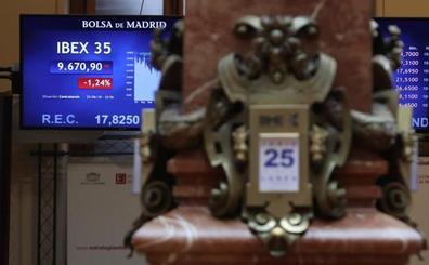De la complacencia al miedo de la guerra comercial, el Ibex baja un 1,8%