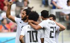 Directo: Arabia Saudí-Egipto