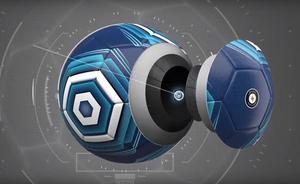 ¿Qué es el balón de fútbol inteligente?