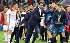 El banquillo se volvió loco siguiendo el Irán-Portugal