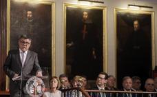 Juan Carlos Fulgencio toma posesión como nuevo delegado del Gobierno