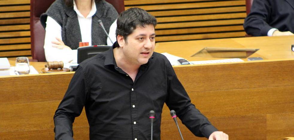 Compromís se desmarca de los ataques de uno de sus diputados a Podemos