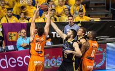El Tenerife inscribirá a Tobey en el tanteo ante el interés  del Valencia Basket