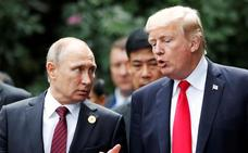 Putin y Trump celebrarán su primera cumbre bilateral en un tercer país