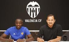 El Valencia CF hace oficial el fichaje de Diakhaby