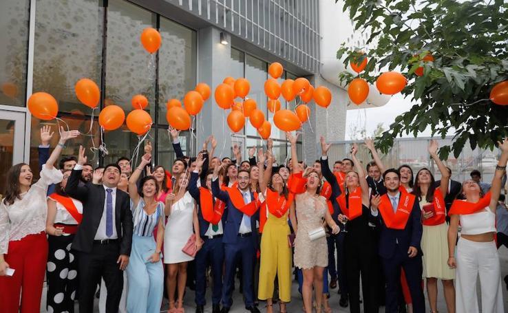Graduación de la tercera promoción en ADE para emprendedores de EDEM