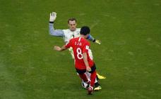 Cómo se narra en coreano un gol del Mundial de Rusia 2018