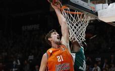 Pleiss no seguirá en el Valencia Basket